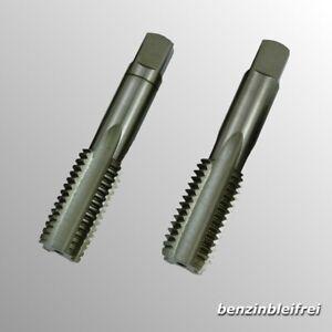 M22 x 1,0 m Macho de roscar derecho