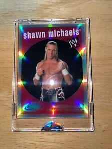 Shawn Michaels Etopps WWE Card In Hand