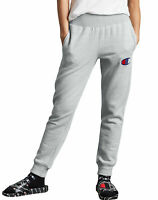 Women's Joggers Sweatpants Champion Life Reverse Weave Embroidered Big C Logo