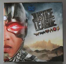 SDCC 2017 CYBORG ORIGINS Action Figure w/ Mother Box! DC Comics! Justice League