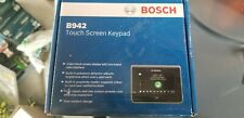 New ListingBosch Alarm Systems B942 Touch Screen Keypad Black