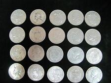 Various Date Half Balboa .900 Silver Coin