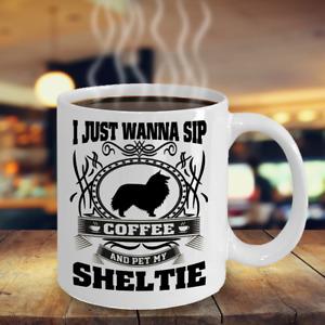 SHELTIE DOG,Shetland Collie,Dwarf Scotch Shepherd,Sheltie,Mug,Shelties,Shetlands