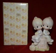 New ListingPrecious Moments 1978 Love One Another E-1376 with box