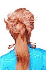 Partie de cheveux avec peigne volumineux bouclé Baroque Blond YZF-3072HT-22