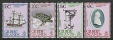 Gilbert Is.1979 Capt.Cook set SG 80-83 Mnh/ Unmounted mint.