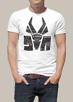 Die Antwoord Yolandi Visser Rap ,Rave ZEF Aphex Black Men Printed T-shirt