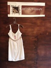 NWT Sundress By Esley White M