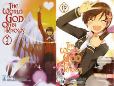 The World God Only Knows Serie Completa Star Comics (1/26) nuovo