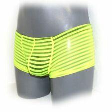 Manview Trasparente Lunga Pantaloni Uomo Blu