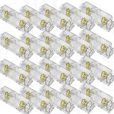 LOT OF 20 ANL Fuse block fuse holder GP Audio