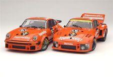 1:18 1976 Exoto Porsche 934 RSR/935 Turbo Jägermeister Gift Set (Retired)