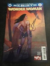 "Wonder Woman#9 Incredible Condition 9.4(2016)""Frison Variant"""