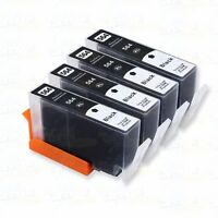 4PK 564 XL Black Ink for C6375 C6380 C6383 C6388 D5445 D5460 D5463 D5468