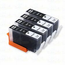 4PK 564 XL Black Ink for C6375 C6380 C6383 C6388 D5445 D5460 D5463 D5468