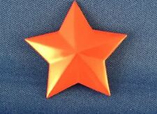 Chinese Army PLA. Metal Red Star