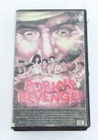 Porky's Revenge VHS Video Store Box Plastic Clamshell 80s