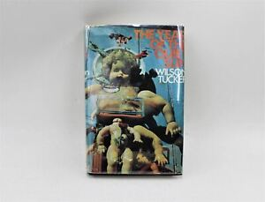 WILSON TUCKER The Year Of The Quiet Sun Signed/INSC 1ST UK Edition 1971 Book