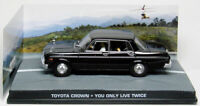 Toyota Crown, Scale 1:43 by Universal Hobbies, James Bond Car Collection