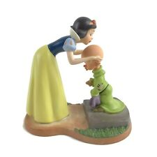 Classics Of Walt Disney Snow White Dopey Figurine A Sweet Send-Off 70th Ann.