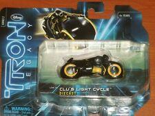 TRON LEGACY:  CLU'S LIGHT CYCLE (Series 2 Die-Cast Vehicle) Disney 2010