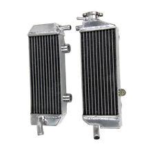 Nuevo Honda CRF 450 R 2002-2004 Aluminio Izquierda & Derecho Par De Radiador De Gran Tamaño
