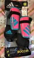 Adidas Performance Ghost Pro Shin Guard Junior Medium, Shock Pink/shock green