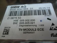 BMW-E60-E66-E90-E93-E70-E71-E89-STGT-TV-MODUL2  ECE/6550 9347964/9347964/