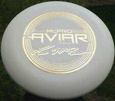 2015 3x Top Stamp Innova McPro Aviar 175 gm Disc Golf