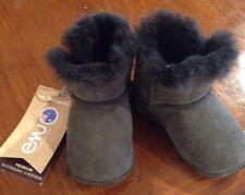 Emu 100% Australian Sheepskin Baby Bootie B10301 6-12 months.