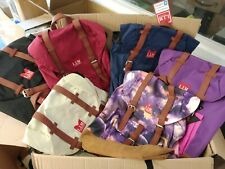 Job Lot Wholesale Clearance Tote Shoulder Backpack Clutch Luggage - 22 Pieces