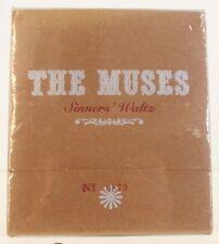 The Muses - Sinners' Waltz (CD, 1999) BRAND NEW Central California Folk Rock