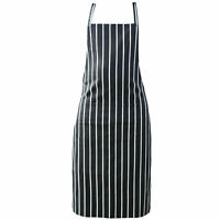 Kitchen Apron Cooking Butcher BBQ Baking Catering Chefs Men Women 100% Cotton
