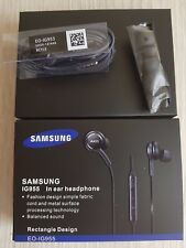 OEM Samsung Galaxy S8 S8+ AKG Ear Buds Casque Casque EO-IG955 NEUF (AAA)
