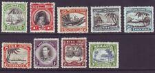 Niue 1944 SC 77-85 MH Set