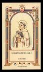 santino-holy card B.MARTINO DE MELGAR mercedario