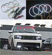4pcs CCFL 7000K Angel Eyes kit For Land Rover Range Rover L322 Sport 2002 - 2009