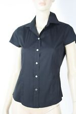 Country Road Cotton Blend Cap Sleeve Shirt Size XS