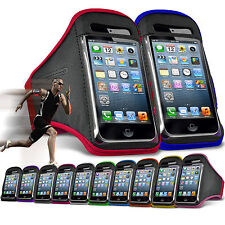 Quality Gym Running Sports Workout Armband Exercise Phone Case Cover✔Apple