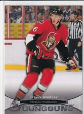 11/12 UD SERIES 1 PATRICK WEIRCIOCH YOUNG GUNS RC SP ROOKIE #231