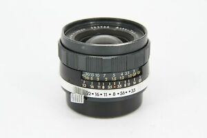 Pentax Auto-Takumar 35mm f3.5 Lens for M42 Screw Mount - WIth Faults - Profes...