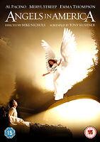 ANGELS IN AMERICA DVD (Al Pacino Meryl Streep) DVD Region 4 New & Sealed