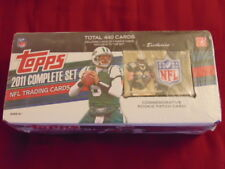 2011 Topps Football Complete 440 Card Factory Set Ingram Patch 5 Rookies