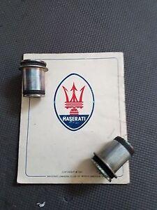 MASERATI 4200 COUPE SPYDER GRANSPORT  REAR UPPER CONTROL ARM BUSHING SET 169574