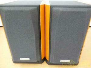 ONKYO D-112Espeaker system  Operation confirmed, good condition Used from Japan