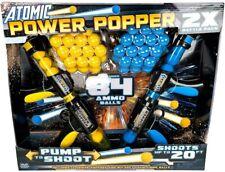 Atomic Power COS3143333 Popper 2 Unidades Con 84 Bolas De Espuma