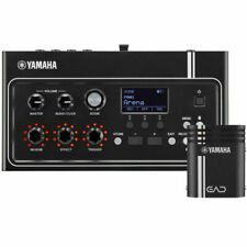 Yamaha EAD10 Electronic Acoustic Drum Module with Microphone and Trigger Pickup