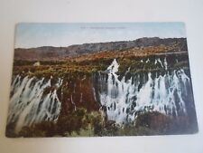 Vintage Postcard 633 Thousand Springs, Idaho By Edw. Mitchell   §A374