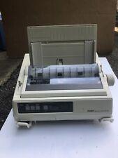 USED VERY GOOD CONDITION VINTAGE Tandy Dot Matrix Printer DMP 302