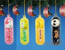 CHRISTBAUMSCHMUCK Deko Spiegel Kamm Hello Kitty Keroppi Winnie Jack Spielzeug 16